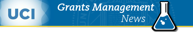 Grants Management News Header